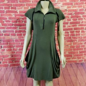 Kensie Green Women's dress size XS